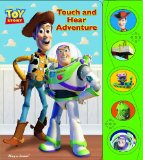 Play-a-Sound: Toy Story Touch and Hear Adventure (Play-A-Sound Books)