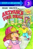 Arthur s Fire Drill (Turtleback School and Library Binding Edition) (Step Into Reading Sticker Books)