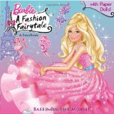Barbie: Fashion Fairytale (Barbie) (Pictureback(R))