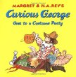 Curious George Goes to a Costume Party (Curious George)