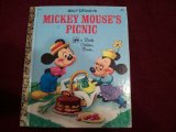 Walt Disney s Mickey Mouse s Picnic (A Little Golden Book)