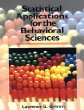 Statistical Applications for the Behavioral Sciences