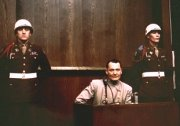 Goering in the Dock at Nuremburg