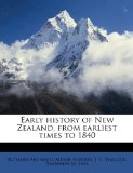 Early history of New Zealand, from earliest times to 1840