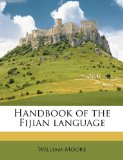 Handbook of the Fijian language