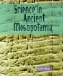 Science in Ancient Mesopotamia