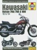 Kawasaki Vulcan 700 750 and 800 85 to 04 (Hayne s Automotive Repair Manual)