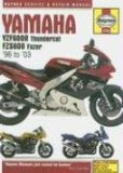 Yamaha YZF600R Thundercat FZS600 Fazer: 96 to 03 (Haynes Service and Repair Manual)