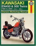 Kawasaki: EN450 and 500 Twins - 85 to 04 (Haynes Service and Repair Manual)