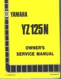 Yamaha YZ125N Owners Service Manual