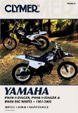 Yamaha Pw50 Y-Zinger, Pw80 Y-Zinger and Bw80 Big Wheel 1981-2002 (Clymer Motorcycle Repair)