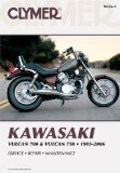Clymer Kawasaki Vulcan 700 and Vulcan 750 1985-2006 (Clymer Motorcycle Repair)
