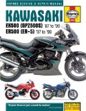 Kawasaki EX500 (GPZ500S) 87 to 99 ER500 (ER-5) 97-99 (Haynes Service and Repair Manual)