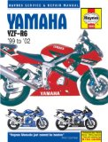 Yamaha YZF-R6 99 to 02 (Haynes Service and Repair Manual)