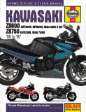 Haynes Kawasaki Zx600 and 750 Liquid Cooled Fours 1985 to 1997