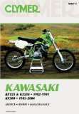 Clymer Kawasaki Kx125 and Kx250 1982-1991, Kx500 1983-2004 (Clymer Motorcycle Repair)