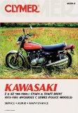 Kawasaki Z and KZ 900-1000cc Chain and Shaft Drive 1973-1981