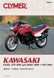 Kawasaki: Ex500, Gpz500s and Ninja 500R : 1987-2002 (Clymer Motorcycle Repair)