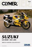 Suzuki GSX-R600 2001-2005: Service - Repair - Maintenance (Clymer Motorcycle Repair)