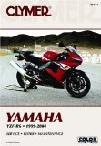 Yamaha YZF-R6 - 1999-2004: Service-Repair-Maintenance (Clymer Motorcycle Repair)