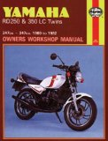 Yamaha RD250 and RD350 LC Twins Owners Workshop Manual, No. 803: 80- 82