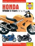 Honda VFR800 V-Fours 1997-2001 (Haynes Manuals)