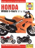 Honda VFR800 V-Fours, 97 99 (Haynes Service and Repair Manual)