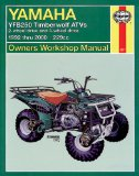 Haynes Yamaha YFB250 Timberwolf ATVs Owners Workshop Manual: 1992-2000