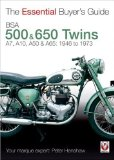 BSA 500 and 650 Twins: The Essential Buyer s Guide