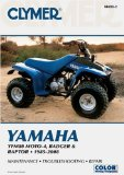 Clymer Yamaha: YFM80 Moto-4, BADGER and Raptor - 1985-2008 (Clymer Motorcycle Repair)