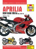 Aprilia RSV 1000 Mille (inc. RSV-R) 98 to 03 (Haynes Service and Repair Manual)