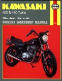 Kawasaki KZ400 and 440 Twins Owners Workshop Manual, No. 281: 74- 81