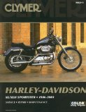 Clmyer Harley-Davidson XL XLH Sportster 1986-2003 (Clymer Motorcycle Repair)