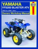 Yamaha YFS200 Blaster ATV: 1988 thru 2006, 200cc (Owners Workshop Manual)
