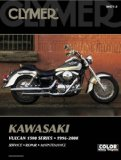 Kawasaki Vulcan 1500 Series 1996-2008 (Clymer Motorcycle Repair)