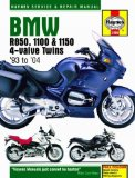 BMW R850, 1100 and 1150 4-Valve Twins 93 to 06 (Haynes Service and Repair Manuals)