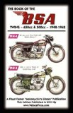BOOK OF THE BSA TWINS - ALL 500cc and 650cc MODELS 1948-1962