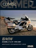 Clymer BMW K1200rs, Gt and Lt, 1998-2008 (Clymer Color Wiring Diagrams)