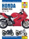 Honda VFR800 VTEC 02 to 05 (Haynes Service and Repair Manual)
