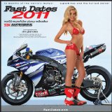 Fast Dates 2011 World Superbike and MotoGP Swimsuit Model Calendar