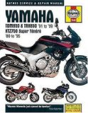 Yamaha: TDM850 and TRX850 91 to 99 - XTZ750 Super Tenere 89 to 95 (Haynes Service and Repair Manual)