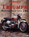 Triumph Bonneville and Tr6 (Motorcycle Color History)