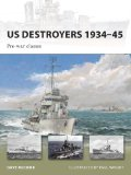 US Destroyers 1934-45: Pre-war classes (New Vanguard)