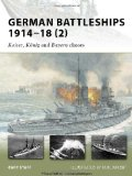 German Battleships 1914-18 (2) (New Vanguard)