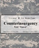 U.S. Army U.S. Marine Corps Counterinsurgency Field Manual