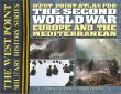 Atlas for the Second World War: Europe and the Mediterranean