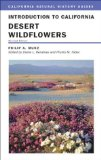 Introduction to California Desert Wildflowers (California Natural History Guides)