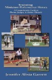Training Miniature Performance Horses