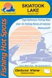 Skiatook Lake Waterproof Fishing Map (Oklahoma Fishing Map Series, A351)