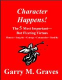 Character Happens! The 5 Most Important -- But Fleeting Virtues
